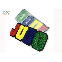 Wholesale Custom College Chenille Patch Iron On Chenille Letter Patches For clothing from china suppliers
