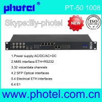 Buy cheap voice mux with 30 line , ethernet , E1 from wholesalers