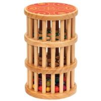 Wholesale Wooden Baby Beads pacifier holder-Educational toys from china suppliers