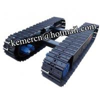 3 ton steel track undercarriage assembly