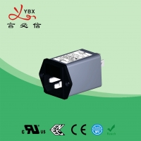 Wholesale Yanbixin Waterproof Electrical Line Noise Filter Low Pass 10A 120V 250VAC from china suppliers