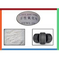 Wholesale CAS 1314-13-2 Direct High Activity ZincOxide Powder For Rubber Tire Industry from china suppliers