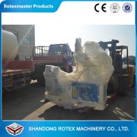 China YGKJ850 2.5-3.5 T/ H Rubber Wood Pelletizing Machine With Durable Structure on sale