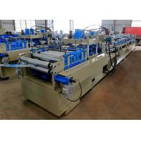 Wholesale Industrial Steel CZ Purlin Roll Forming Machine Automatic Fast Changed Size from china suppliers