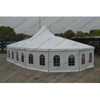 Wholesale Special High Peak Tent / Pagoda Tent mixed with Multi-side tent and Church Windows for Exihibition&Festival Celebration from china suppliers