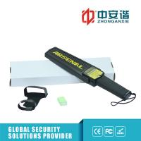 Wholesale Ultra - High Sensitivity Handheld Metal Detector Standard 6F22 / 15F85 9V Battery from china suppliers