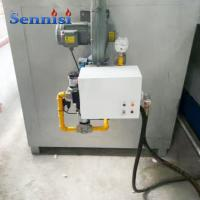 China Gas Monitoring Steel Substrate Powder Coating Oven Burner on sale