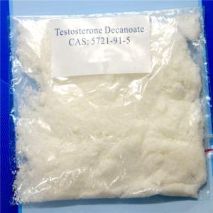 Anabolic Pills Bodybuilding Testosterone Decanoate Steroid Hormone 5721-91-5