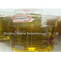 China Effective Mixed Injectable Anabolic Steroids Anomass Oil Anomass 400 Yellow Oil Base Liquid on sale