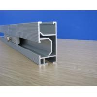 Clear Anodized Aluminum Profile Solar Roof Mounting Systems / Solar Panel