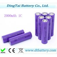 Wholesale laptop use 18650 battery 2000mAH from china suppliers