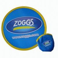 Wholesale Foldable Nylon Flying Disc, Measures 10 x 10 Inches from china suppliers