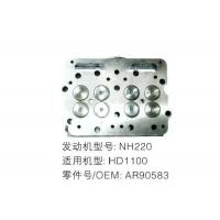 Wholesale NH220 Diesel Engine Cylinder Head AR90583 For Excavator HD1100 , Diesel Engine Parts from china suppliers