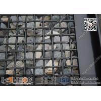 Quality Flat Top Woven Screen | Mining Sieving Screen Mesh | Crimped Wire Mesh for sale