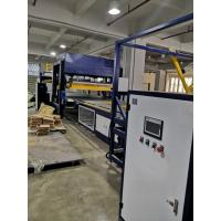 Buy cheap Bed Net Mattress Roll Packing Machine 3930 * 2050 * 1375mm Dimension 1600KG from wholesalers