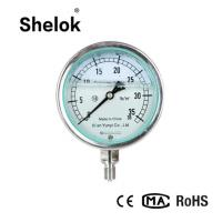 Wholesale High Precision Stainless Steel Digital Liquid Pressure Gauge from china suppliers