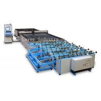 China Lever LV-CML Series CNC Glass Cutting Line on sale