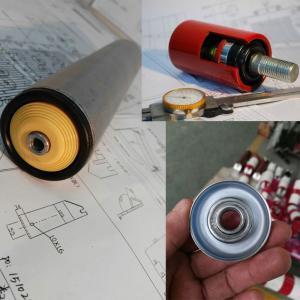 Buy cheap conveyor idlers best conveyor roller for belt conveyor belt carrying roller belt from wholesalers