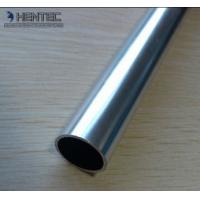Buy cheap Durable Anodized 6061 aluminum extrusion tube round , structural aluminum extrusions from wholesalers