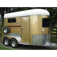 Buy cheap Best manufactures of horse trailer from Wholesalers