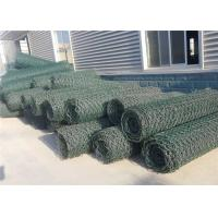 Wholesale Hot Dipped Galvanized Double Twist Woven Steel Wire Mesh Gabion Cage Box from china suppliers