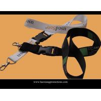 Wholesale Fashion polyester lanyard with ID badge holder no minimum order for event/meeting from china suppliers