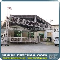 Factory price cheap used stage truss system for sale of for Cheap truss systems