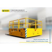 Wholesale Industrial Climbing Ability Automated Guided Vehicles / Material Transfer Trolley from china suppliers