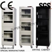China RH Single Door Nitrogen gas Cabinet Dry Box / Dehumidifier Semiconductors in lab,stock on sale
