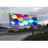 Wholesale High Brightness outdoor P10 LED display Score billboard for stadium field from china suppliers
