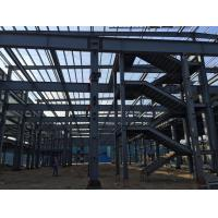 Buy cheap Modern Style Customized Steel Construction Workshop with Best Price from wholesalers