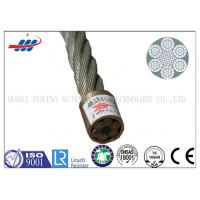Wholesale Hot Dipped Galvanized Steel Wire Rope 6x19+FC For Loading / Tugboat / Floating from china suppliers