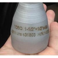 Wholesale SMLS CON REDUCER A815 UNS31803 SCH 40S 1.1/2''*1/2'' from china suppliers