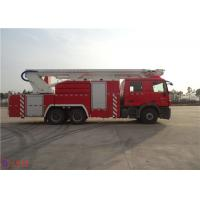 Wholesale Multi Functional Rescue Fire Truck 39 Ton Maximum Speed 104KM/H ISO9001 Certificated from china suppliers