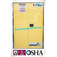 Wholesale 90 Gallon Dangerous Goods Storage Cabinets For Chemical Hazardous Liquid from china suppliers