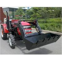High quality tractor implements front end loader for 25-70hp tractors