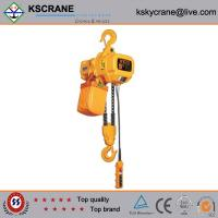 Buy cheap Attractive and reasonable price Kito Electric Chain Hoist Made In China from Wholesalers