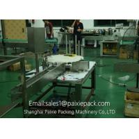 Buy cheap SUS304 SUS316L Stainless Steel Industrial Filling Machine For E Liquid Bottling from Wholesalers