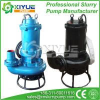 Wholesale submersible silt dredging pump from china suppliers