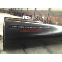Wholesale WELDED PIPE A672 GR C70 CLASS 10 STD 48'' from china suppliers