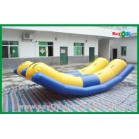 Wholesale Custom Inflatable Water Toys Inflatable Boat For Summer Fun from china suppliers