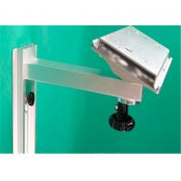 China Aluminum Patient Monitor Stand Wall Mount With Bracket Height Adjustable on sale