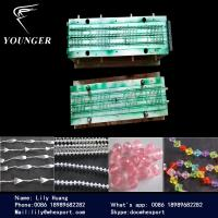 Buy cheap plastic Rosary string Beaded Beads round ball Chain making  machine machinery for roller blinds curtains from wholesalers