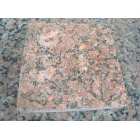 Wholesale Nature Granite Stone Tiles Polished Finishing Solid Surface Red Color from china suppliers