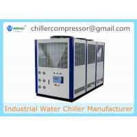 Wholesale Low Temperature -15C Temp 10 tons 36kw Air Cooled Glycol Chiller from china suppliers