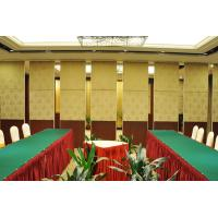 China Modern Office Furniture Fabric Soft Cover Movable Partition Walls For Conference Room on sale