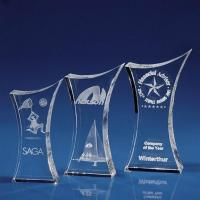 Wholesale crystal corporate awards from china suppliers