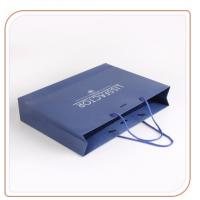 Wholesale Fashion Paper Packaging Bags With Handle, Colorful Printing Card Paper Shopping Bag from china suppliers