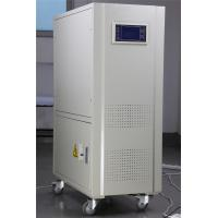 Buy cheap High Efficiency Automatic Voltage Stabilizer 10KVA - 90KVA CPU Intelligent from wholesalers