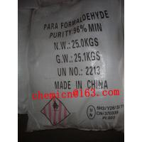 Buy cheap Paraformaldehyde from wholesalers